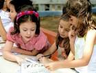 crianças-estudando